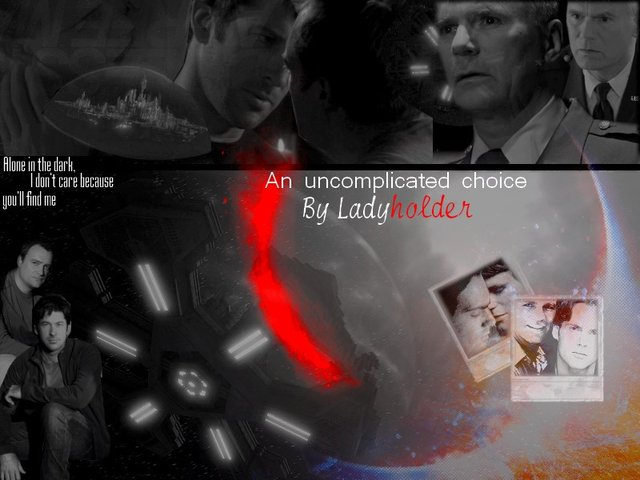 An Uncomplicated Choice by Fanarts_Series