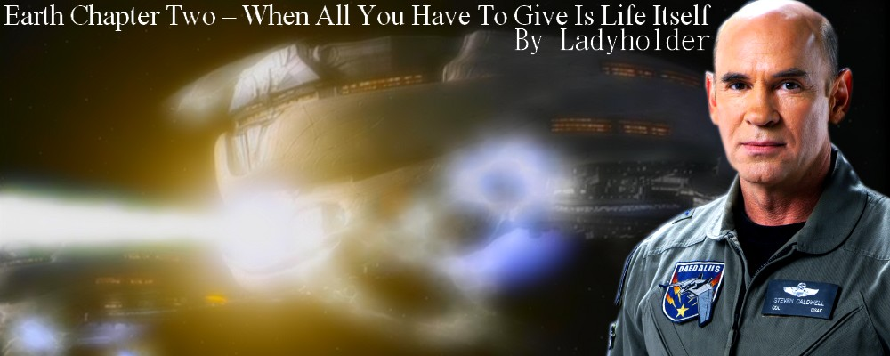 Earth Chapter Two – When All You Have To Give Is Life Itself