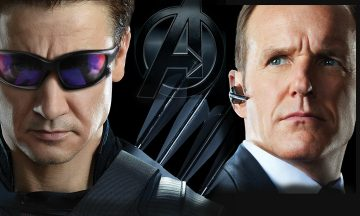 Inventive Punishments If nothing else, Agent Phil Coulson, S.H.E.I.L.D. knew the best way to get his point across. Even if it was to one of his agents.
