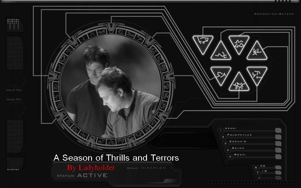 Season of Thrills and Terrors