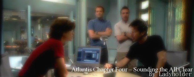 Atlantis Chapter Four – Sounding the All Clear