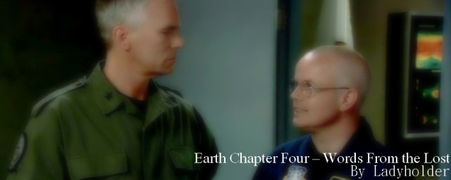 Earth Chapter Four – Words From the Lost